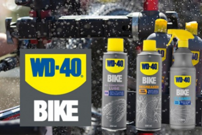 WD40-BIKE arrive en France